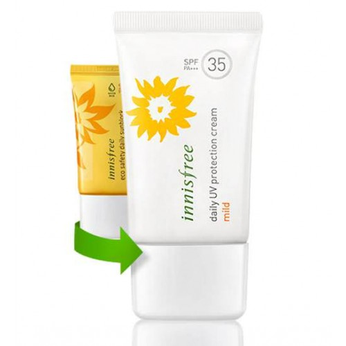 Kem chống nắng INNISFREE MILD daily UV protection cream SPF35