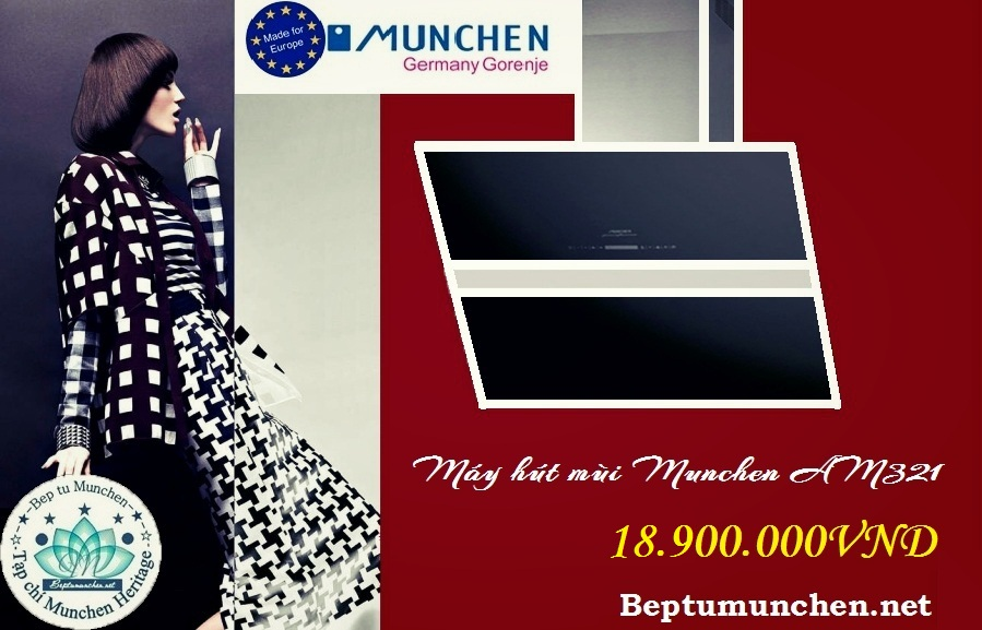 May hut khu mui Munchen AM321