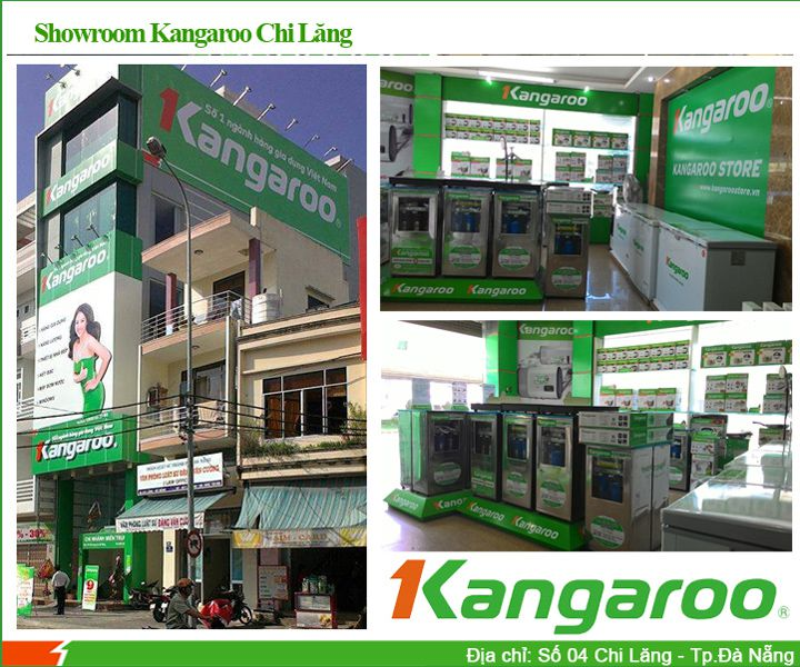 Showroom Kangaroo Chi Lăng