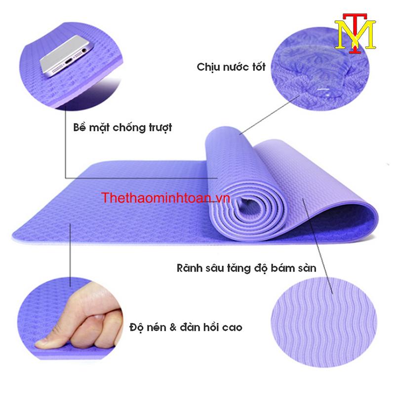 thảm tập yoga đài loan cao cấp