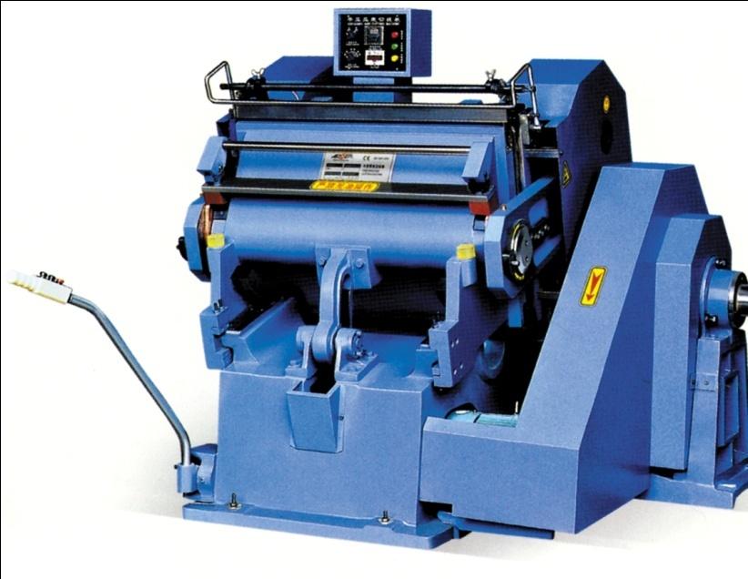 máy bế hộp ML-1600