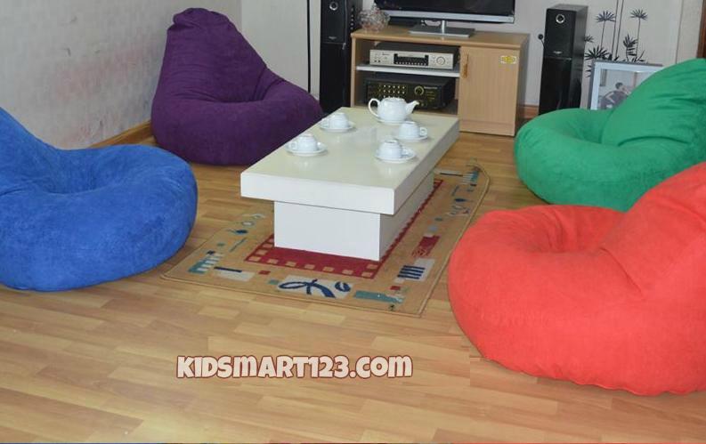 Ghế lười Gaming (90cm x 1,4m) Nhung Lạnh HQ