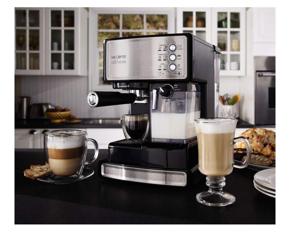 Tư vấn lựa chọn máy pha cafe gia đình tốt nhất - NGUYÊN XANH Coffee