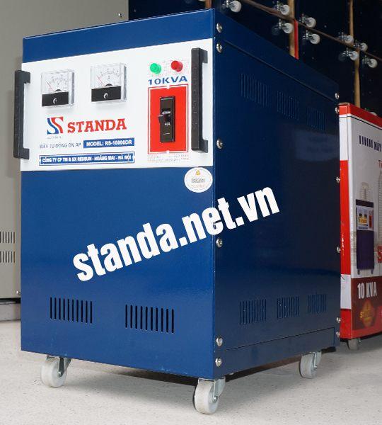 Cách phân biệt standa 10kVA hàng chuẩn của Công Ty