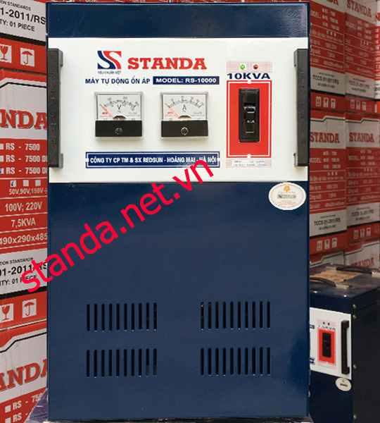 Đánh Giá Standa 10kVA Dải 90V-250V