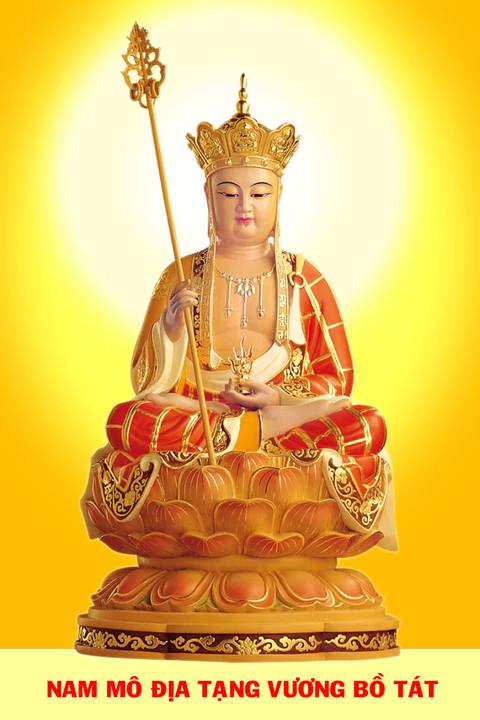 Địa Tạng Bồ Tát – Ksitigarbha Du Lịch Việt Phong