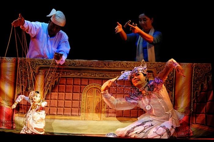 Phải lòng những điệu múa truyền thống của người dân Myanmar